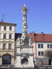 Maria column (Vyškov)