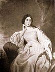 Maria Malibran als Desdemona in Otello nach Henri Decaisne (Quelle: Wikimedia)