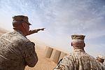 Marine generals tour Camp Dwyer, visit Marines and sailors during Christmas 111225-M-PH863-003.jpg