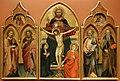Mariotto di nardo, trinità tra la vergine, maria maddalena e altri santi, 1400-05, 01.jpg