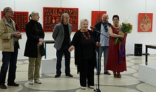 Marita Holubeva Exhibition in Palace of Art 18.06.2014.jpg