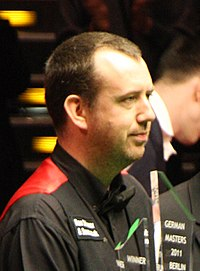 Mark Williams la Masters-ul German 2011