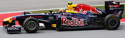 Mark Webber Pole Position