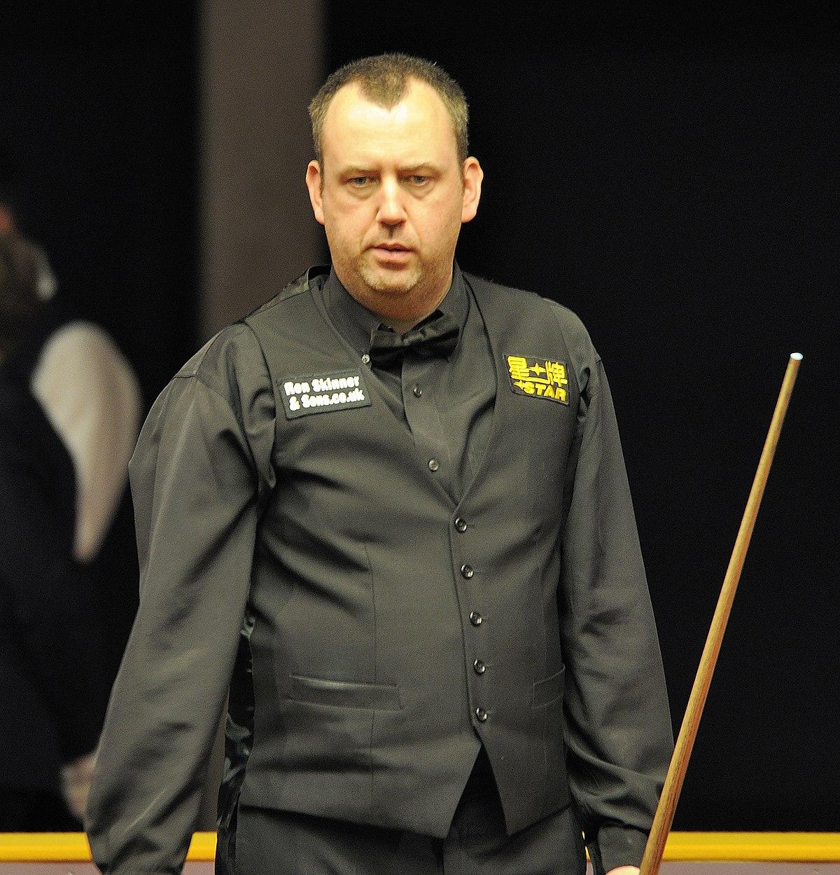 Mark williams snooker