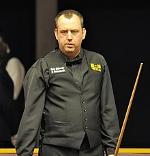 Mark Williams at Snooker German Masters (Martin Rulsch) 2014-01-30 05.jpg