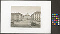 Marktstrasse mit dem Rathhause 1860 Höflinger.jpg