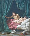 Mars and Venus, an Allegory of Peace by Louis Jean Francois Lagrenée.JPG
