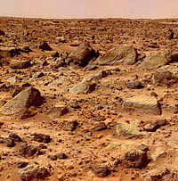 Mars surface color  Wikipedia