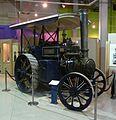 Marshall steam tractor, Jingling Geordie, Snibston.jpg