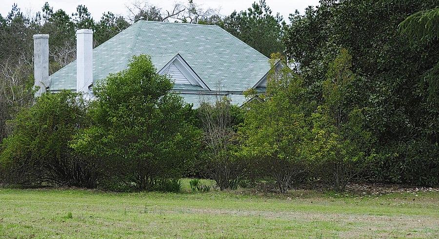 Marshfield (Trenton, South Carolina)