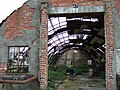 Marsworth Airfield (2) - View into old Nissen Hut - geograph.org.uk - 1407441.jpg