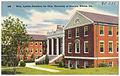 Mary Lyndon Dormitory for Girls, University of Georgia, Athens, Ga. (8342840185).jpg