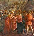 Masaccio - Tribute Money (detail) - WGA14195.jpg
