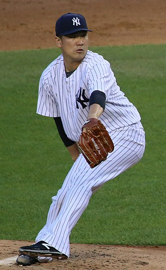 2014 New York Yankees season - Masahiro Tanaka, acquired from Japan, had a great year.