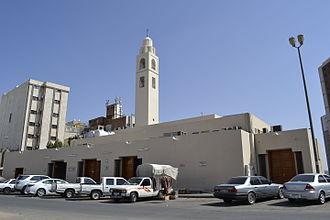 Al-Ijabah Mosque - Image: Masjid Ijabah Imam Khairul Annas