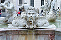 Mask on Fontana del Moro (Rome).jpg
