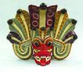 Maska Taneczna (Sri Lanka) - Muzeum Azji i Pacyfiku.jpg