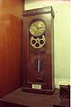 Master Clock Used in Railways - Communication Gallery - BITM - Calcutta 2000 224.JPG
