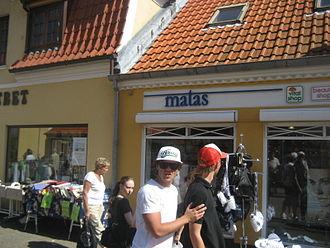 Skagen - Shops in Skagen