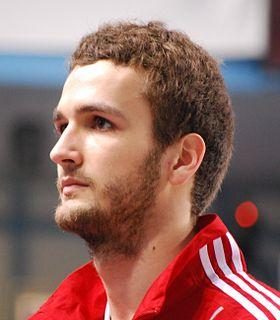 Mateusz Mika Polish volleyball player