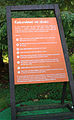 Matongo exposition, Zoo Jihlava, long jump information.jpg
