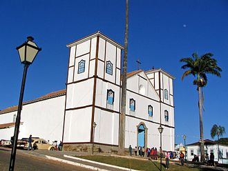 Goiás - Matriz Pirenópolis in Pirenópolis