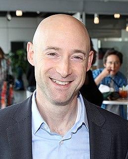 Matt Bai American journalist