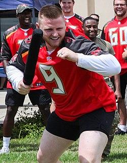 Matt Gay American football placekicker