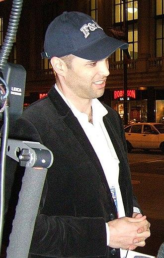 Matt Taibbi - Taibbi in 2008