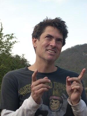 Matthew Stadler - Stadler at Knecht Camp in 2008