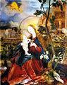 Matthias Gruenewald Maria mit Kind 1519.jpg