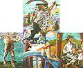 Matthias Laurenz Gräff, Triptychon `Irdisches-Himmlisches`.jpg