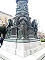 Maximilian Monument, Piazza Venezia, Trieste 9.jpg