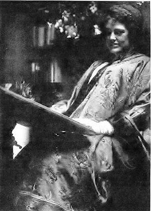 May Wilson Preston - Abastenia St. Leger Eberle, May Wilson Preston, by 1910