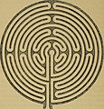 Mazes and labyrinths; a general account of their history and developments (1922) (14598102337).jpg