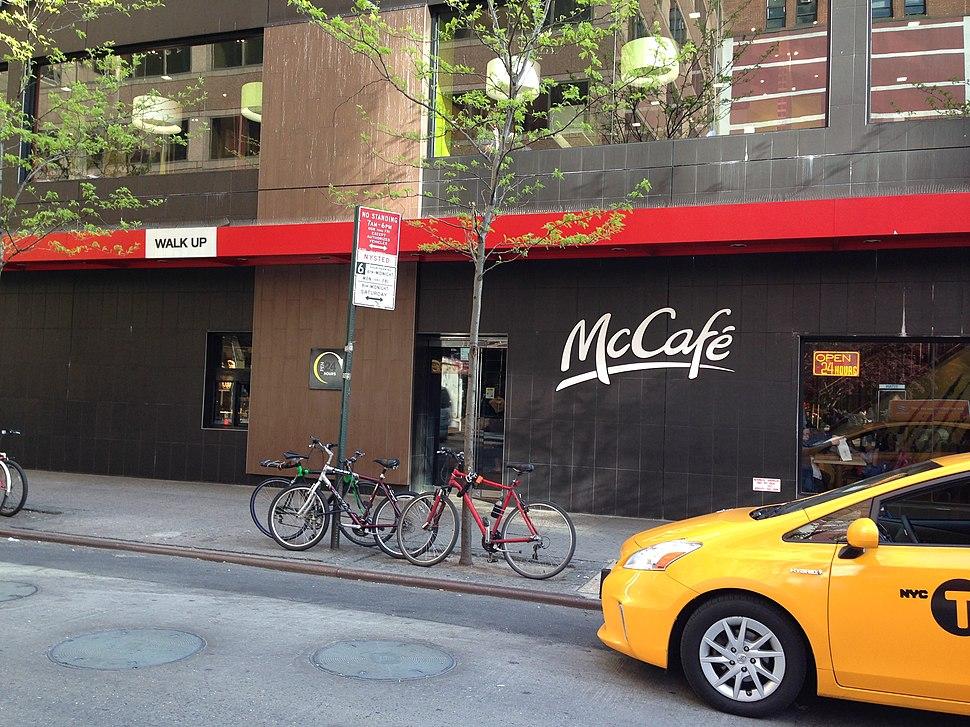 McDonald's Walk-Up Window