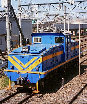 DeKi 600 electric locomotive