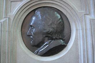 Thomas Guthrie - memorial to Dr Thomas Guthrie in St Giles Cathedral, Edinburgh