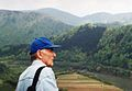 Men and mountains, Strecno, Mala Fatra, 2.5.1999r.jpg