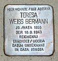 Meran Stolperstein Teresa Weiss Bermann.jpg