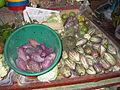 Mercado Manizales Pepino de agua (Solanum muricatum).JPG
