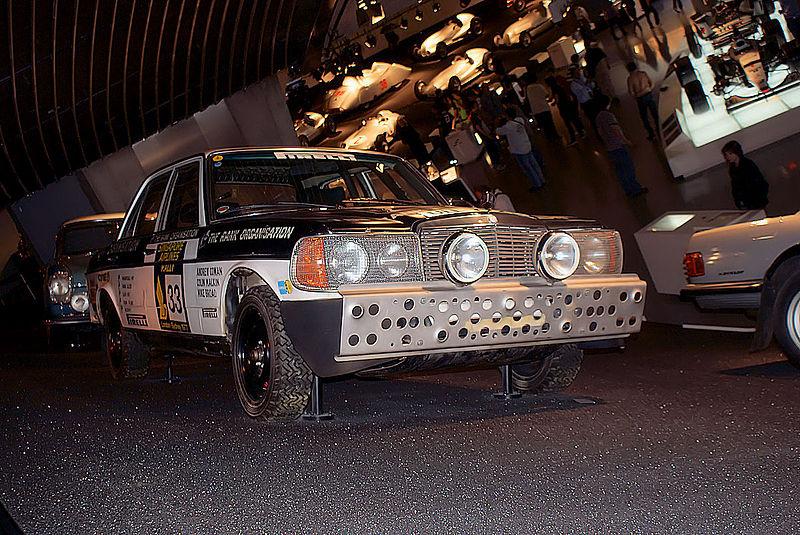 File mercedes benz 280e 1977 london sydney rally cowan for Mercedes benz sydney