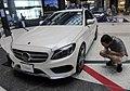 Mercedes-Benz C 180 Laureus Edition (W205) front.jpg