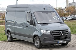 Mercedes-Benz Sprinter (2018) IMG 3503.jpg