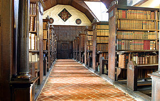 Merton College Library Library in Merton College, Oxford