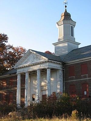 Metropolitan State Hospital (Massachusetts) - Administration Building
