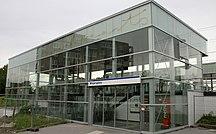 鹿特丹海牙机场-交通接驳-Metrostation Meijersplein 2