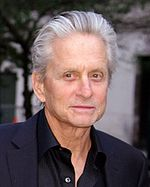 Photo of Michael Douglas attending the Vanity Fair party for the 2012 Tribeca Film Festival.