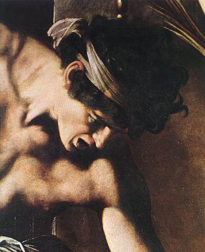 Michelangelo Merisi da Caravaggio - The Martyr...