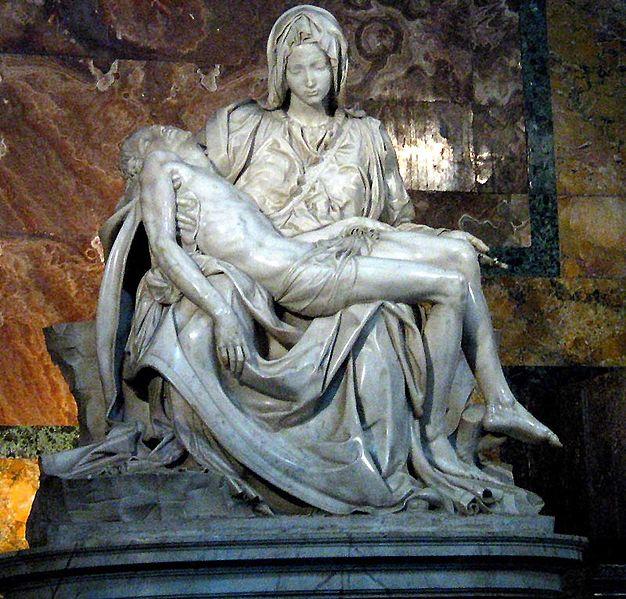 File:Michelangelo Petersdom Pieta.JPG